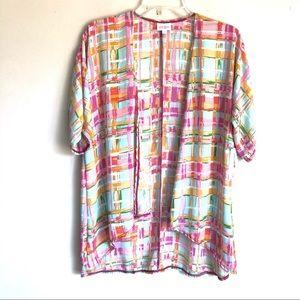 Lularoe Size 3 Bianka Kimono